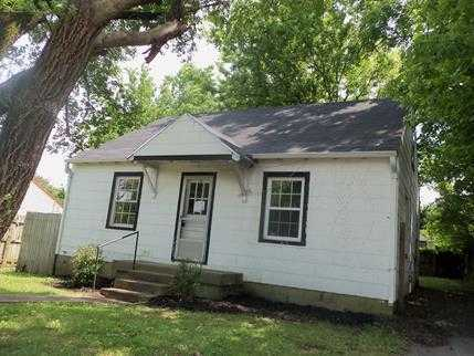 Photo of 1114 WOODARD ST  CLARKSVILLE  TN