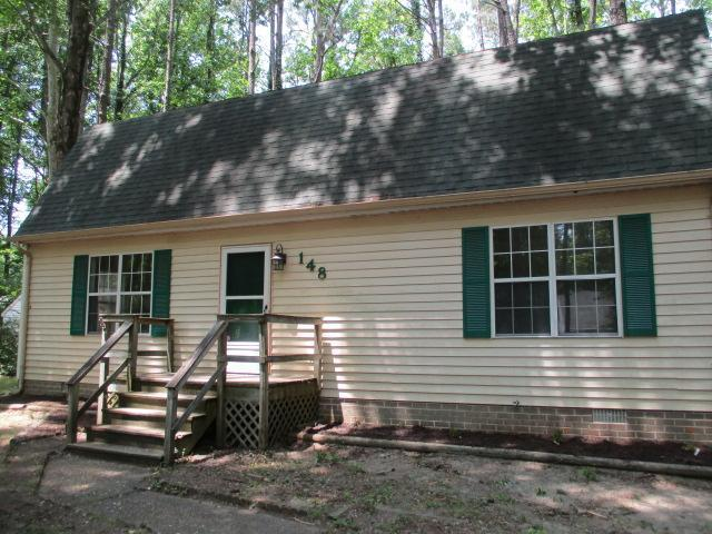 148 KING HENRY WAY, Williamsburg in JAMES CITY County, VA 23188 Home for Sale