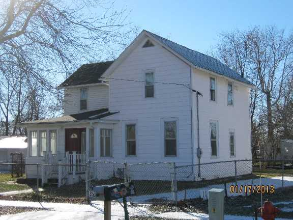 316 SOUTH 2ND STREET, EARLVILLE, IL 60518