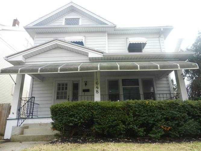 Photo of 648 WILFRED AVE  DAYTON  OH