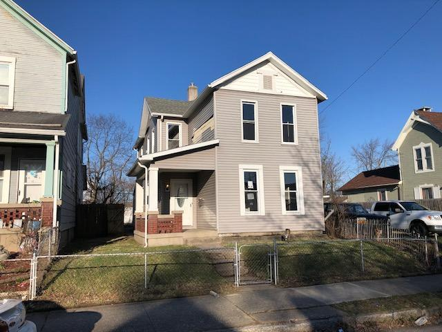 One of Dayton 3 Bedroom Homes for Sale at 133 S GARFIELD ST