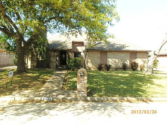 2330 River Valley Dr, Missouri City, TX 77489
