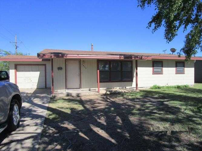 Photo of 1838 NELSON ST  PAMPA  TX