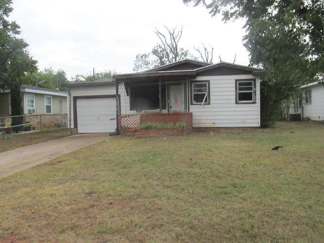 Photo of 1409 FANNIN STREET  ABILENE  TX