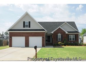 One of Fayetteville 4 Bedroom Spa Homes for Sale