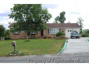 One of Fayetteville 4 Bedroom Homes for Sale