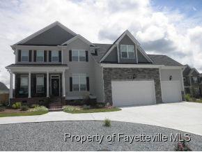 One of Fayetteville 5 Bedroom Custom Built Homes for Sale
