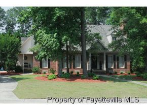 One of Fayetteville 4 Bedroom Custom Built Homes for Sale