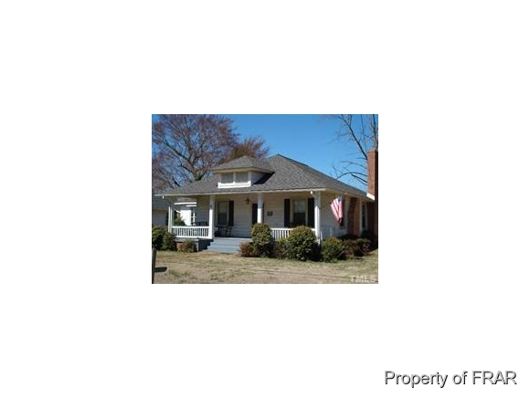 Photo of 306 EAST E STREET  Erwin  NC