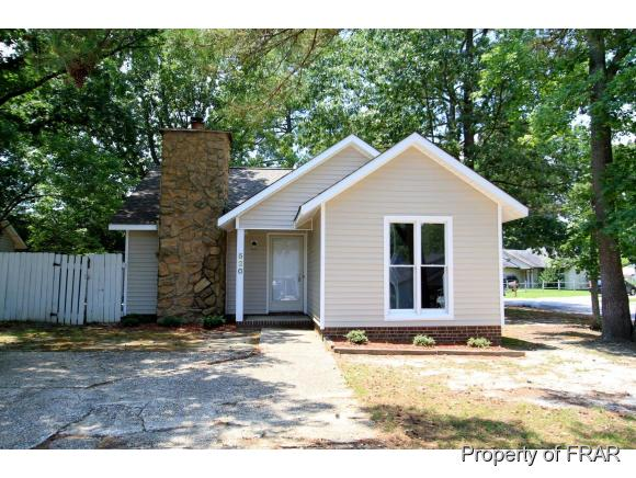 520 HICKORYWOOD DR., Fayetteville in Cumberland County, NC 28314 Home for Sale