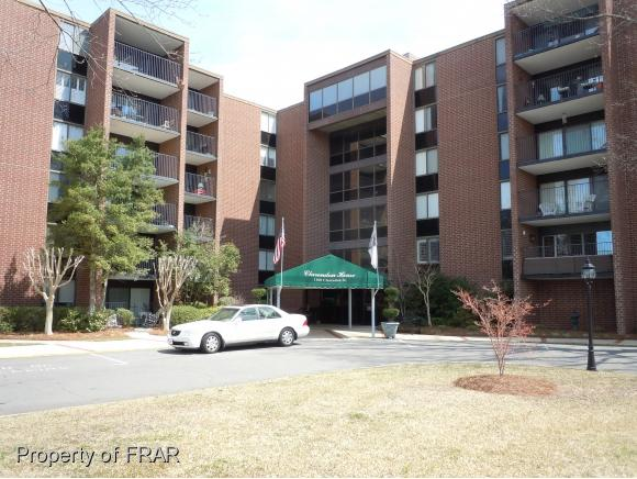 Photo of 1100-602 CLARENDON STREET 602  FAYETTEVILLE  NC
