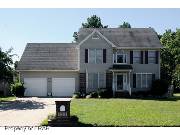 6636 FOXBERRY ROAD, Fayetteville in Cumberland County, NC 28314 Home for Sale
