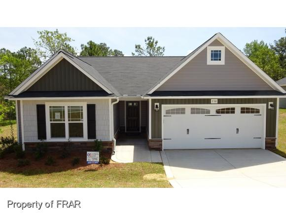 Photo of 238 ANGEL OAK DRIVE LOT 244  BUNNLEVEL  NC