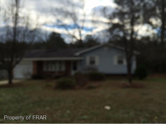 Photo of 2663 DUMBARTON RD  FAYETTEVILLE  NC