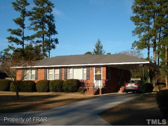 Photo of 1006 WEST COLE STREET  DUNN  NC