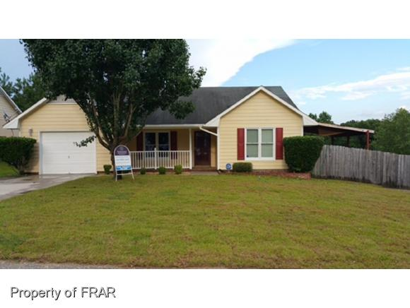 Photo of 6431 CHARTLEY DRIVE  Fayetteville  NC