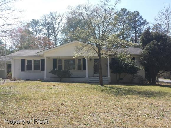 Photo of 297 CHANNING DR  FAYETTEVILLE  NC