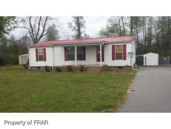1425 E Green Springs Rd, Parkton, NC 28371