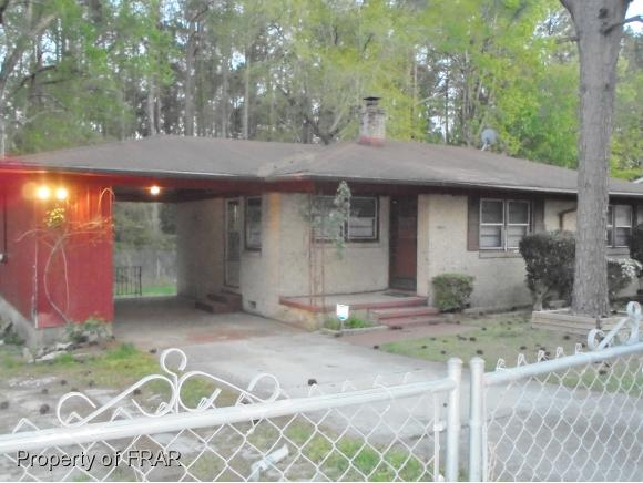 Photo of 1203 ESSEX PL  FAYETTEVILLE  NC