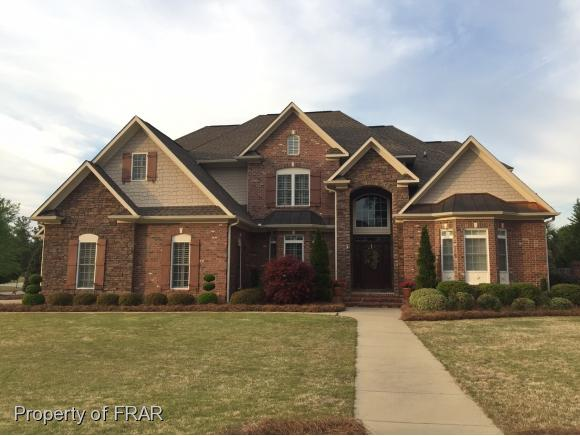 3322 CAMBERLY DR, Fayetteville in Cumberland County, NC 28306 Home for Sale