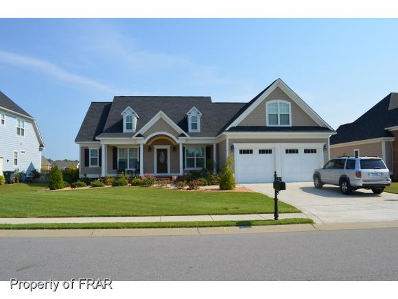 3013 EAGLE CREST LN, Fayetteville in Cumberland County, NC 28306 Home for Sale