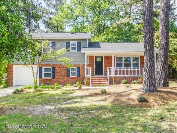 5704 KIRBY CT, Fayetteville in Cumberland County, NC 28304 Home for Sale