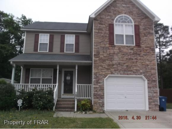 1627 SILVER RIDGE CT, Fayetteville in Cumberland County, NC 28304 Home for Sale