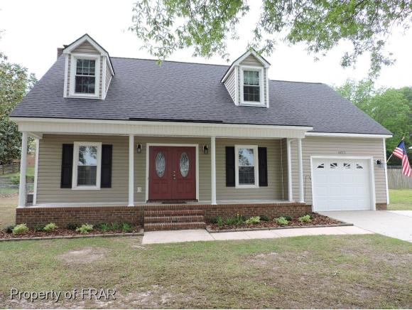 6013 LAKE TRAIL DR, Fayetteville in Cumberland County, NC 28304 Home for Sale