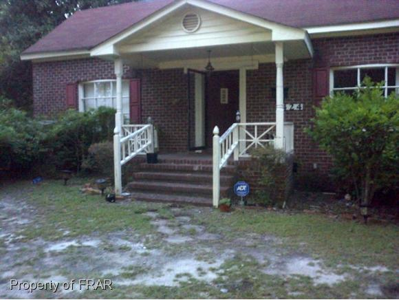 Photo of 424 WEST 5TH AVENUE  RAEFORD  NC