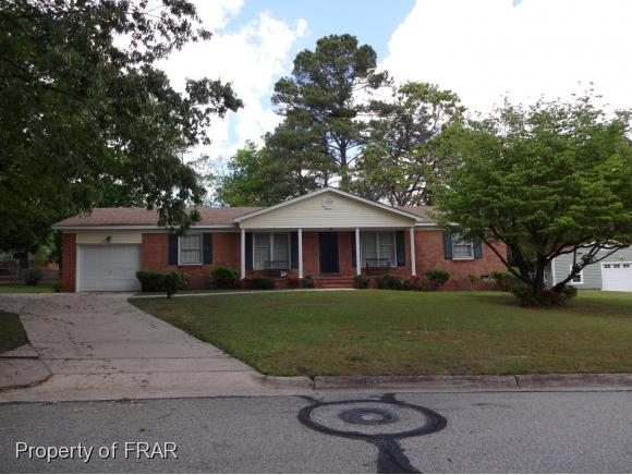 Photo of 1543 BOROS DR  Fayetteville  NC