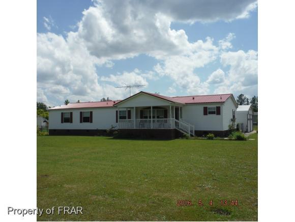 1170 E Green Springs Rd, Parkton, NC 28371