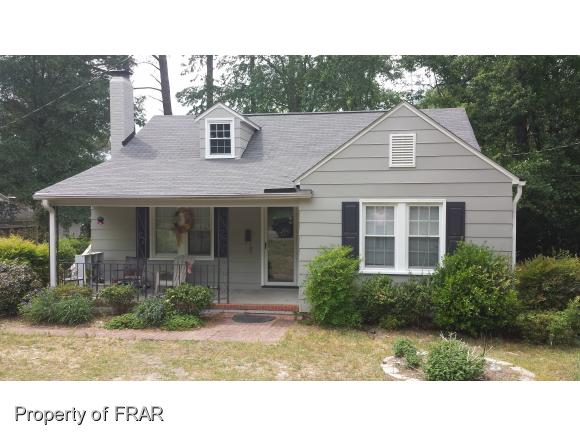 Photo of 617 PEARL STREET  Fayetteville  NC