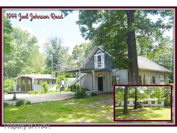 1844 Joel Johnson Rd, Lillington, NC 27546