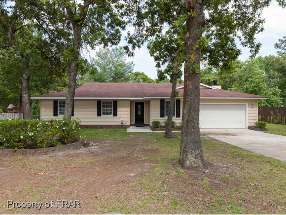 6897 SANDRIDGE DR, Fayetteville in Cumberland County, NC 28314 Home for Sale