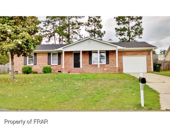 6548 PACIFIC AVE, Fayetteville in Cumberland County, NC 28314 Home for Sale