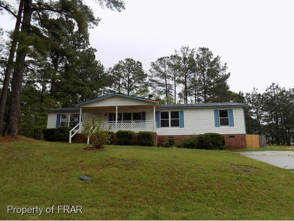 Photo of 707 MCDOUGAL DRIVE  RAEFORD  NC