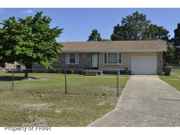 Photo of 5947 LEXINGTON DR  HOPE MILLS  NC