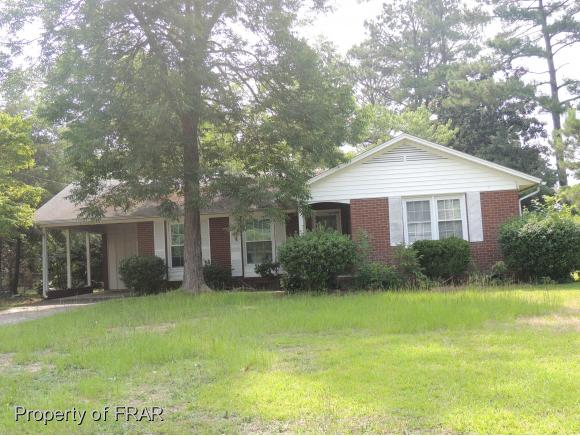 5106 RODWELL RD, Fayetteville in Cumberland County, NC 28311 Home for Sale