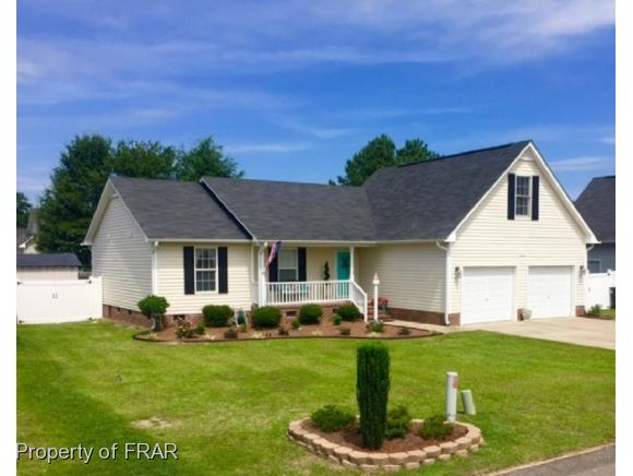 3116 BURTON, Fayetteville in Cumberland County, NC 28306 Home for Sale
