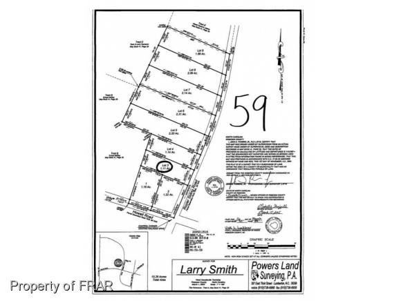 Rozier Siding Road Lumberton, NC 28358