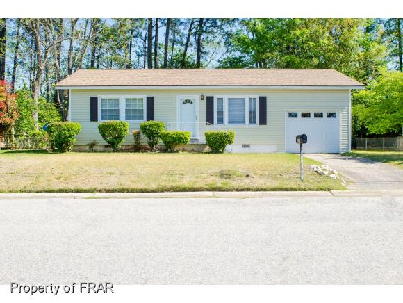 Photo of 3110 IMPERIAL DR  FAYETTEVILLE  NC