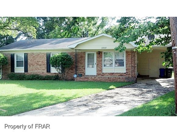 Photo of 5707 COMSTOCK CT  FAYETTEVILLE  NC