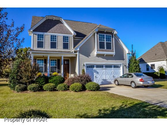 Photo of 3813 BARNSDALE DR  WADE  NC