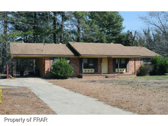 Photo of 6428 KINCROSS AVE  Fayetteville  NC