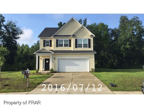Photo of 1217 BOMBAY DR  FAYETTEVILLE  NC
