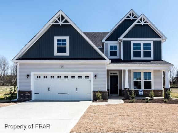 Photo of 509 SAGE MEADOW COURT  Hope Mills  NC