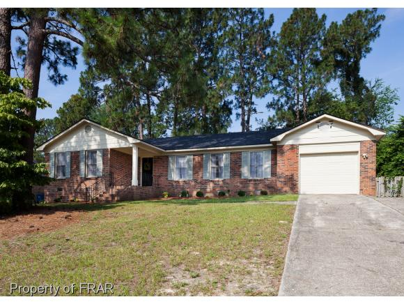 Photo of 5524 LAWNWOOD DR  FAYETTEVILLE  NC