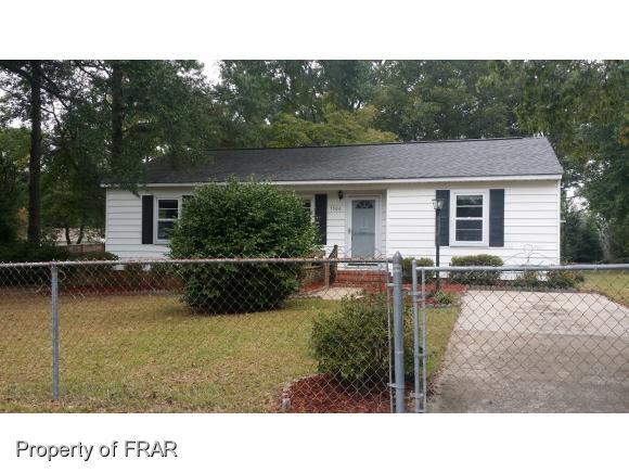 Photo of 5306 CHERRY LANE  FAYETTEVILLE  NC