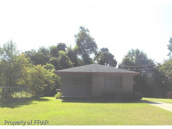 Photo of 1119 HENDERSON AVE  FAYETTEVILLE  NC