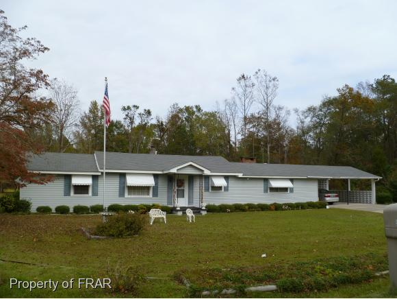 Photo of 525 NORTH SHANNON RD  RED SPRINGS  NC